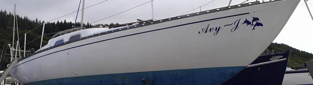 Morgan Giles 30 Yachts